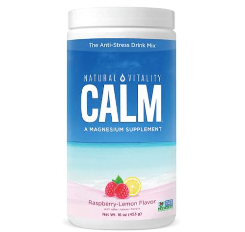 Natural Vitality Anti Stress Magnesium Drink Mix