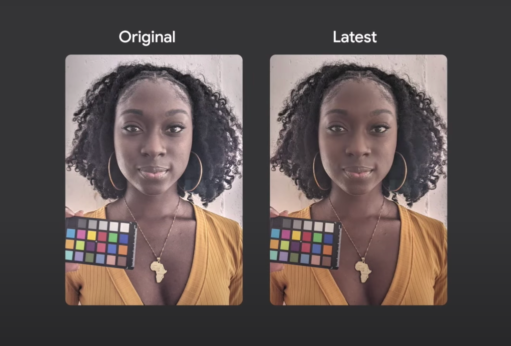 How Android 12 Will Make the Google Camera App More Racially Inclusive | SPY