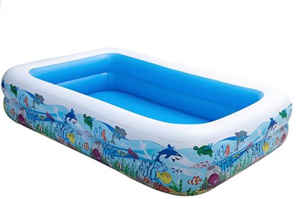 Joyin Inflatable Pool, best dog pools