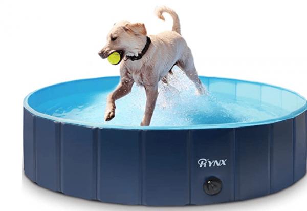 RYNX Foldable Dog Pool