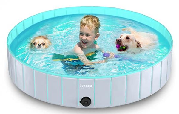 Lunaoo Dog Pool
