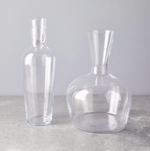 The Old & Young Wine Decanter