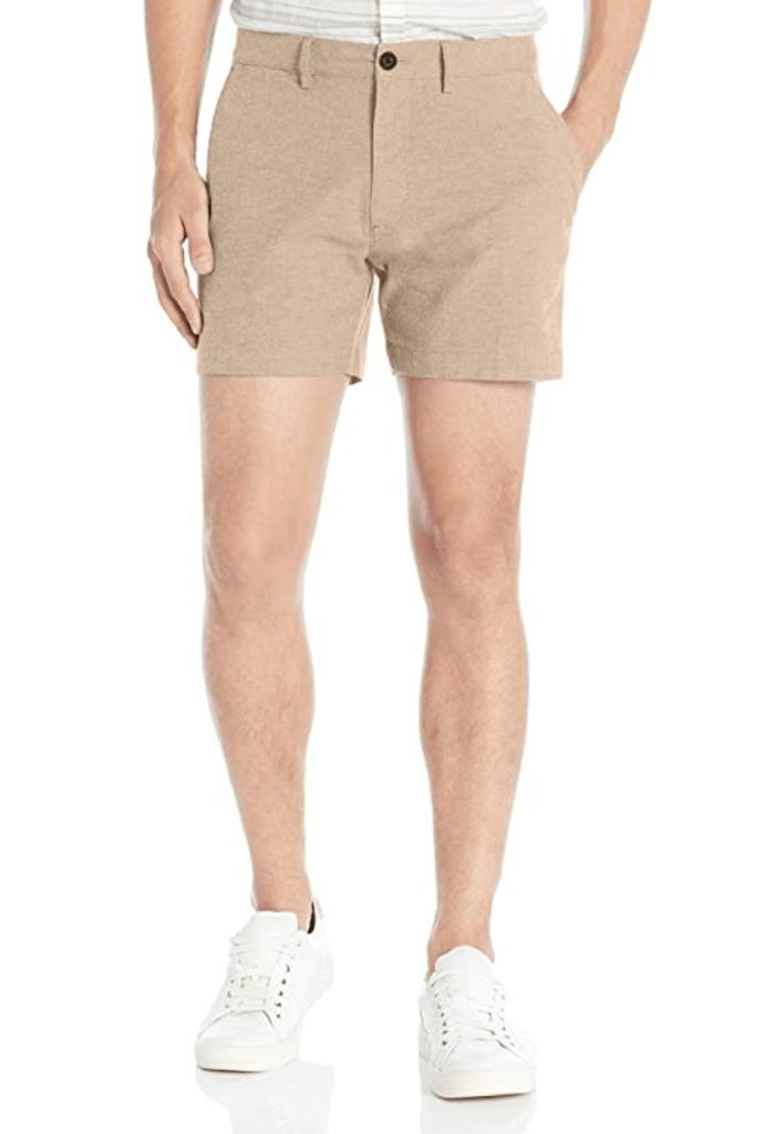 "Goodthreads Men's Slim-Fit 5"" Inseam Oxford Short"