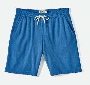 Wellen Towel Sweat Short