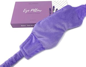 Solayman's Weighted Lavender Eye Mask