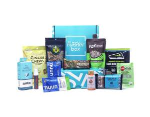 The Runner Box, outdoor subscription boxes