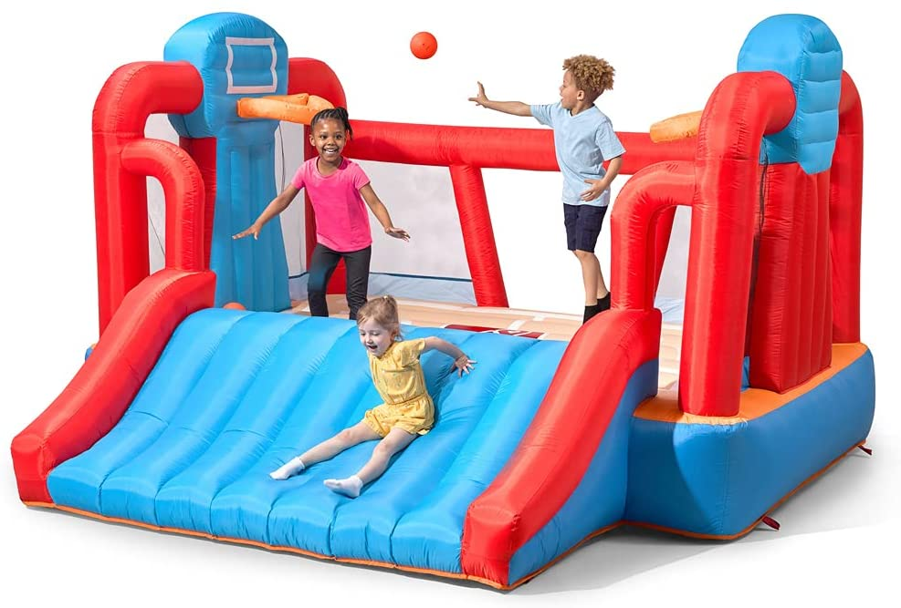 Step2 Full-Court B-Ball Inflatable Bouncer