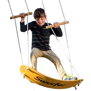swurfer the original stand up surfing swing
