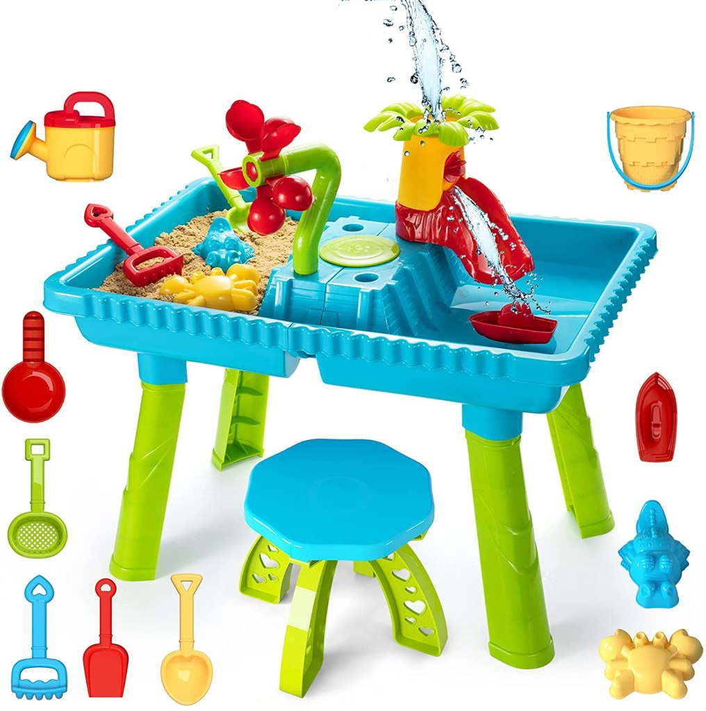 TEMI Kids Sand and Water Table