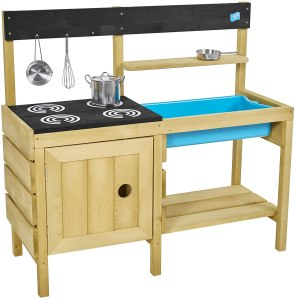 TP Toys muddy maker kitchen, best mud kitchens for kids