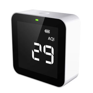 Temtop air quality monitor