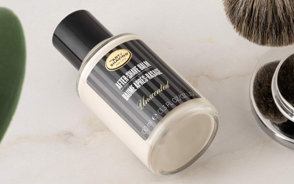 The Art of Shaving Unscented Aftershave