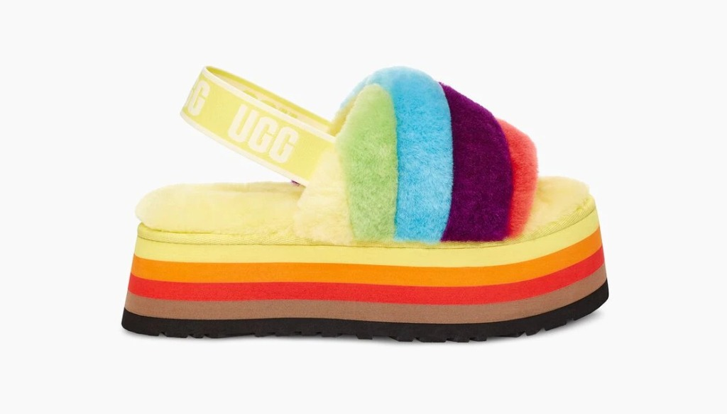 UGG-Disco-Stripe-pride-rainbow-combo
