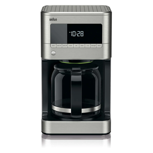 Braun KF7170SI BrewSense Drip Coffee Maker