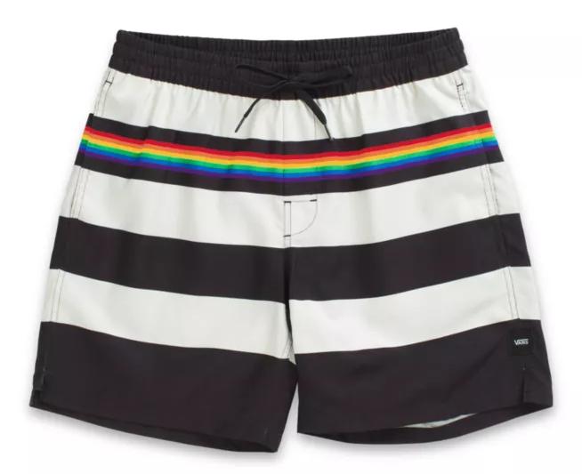 Vans-Pride-Stripe-Volley-short
