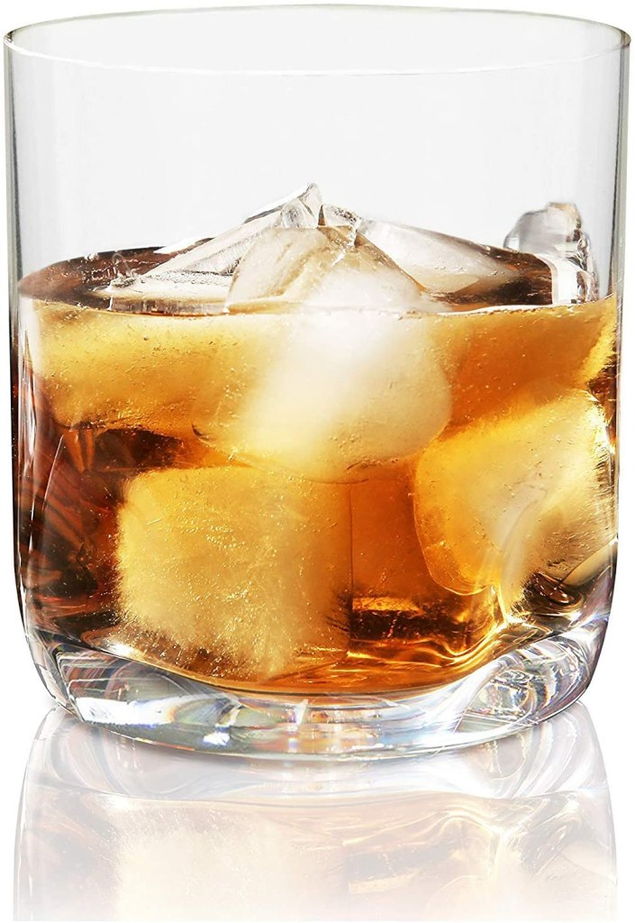 Vivocci Unbreakable Whiskey Glasses