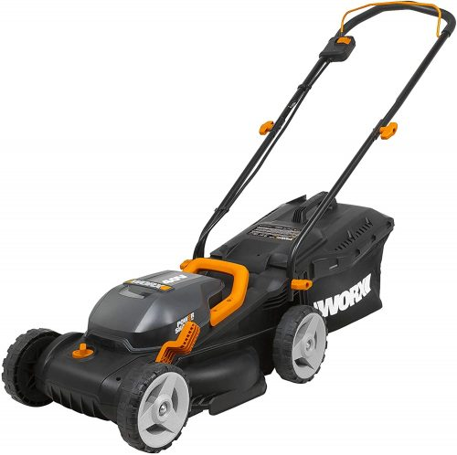 WORX WG779 Electric Lawn Mower