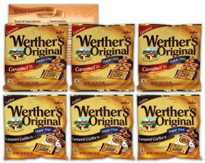 werthers sugar free hard candy