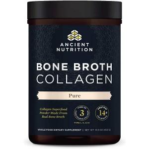 ancient nutrition bone broth collagen powder, best bone broth