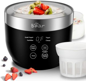 bar bear yogurt maker