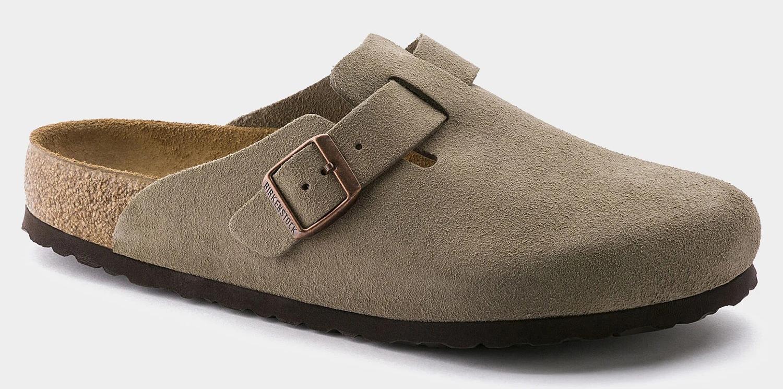Birkenstock Boston Clog, most comfortable flip flops