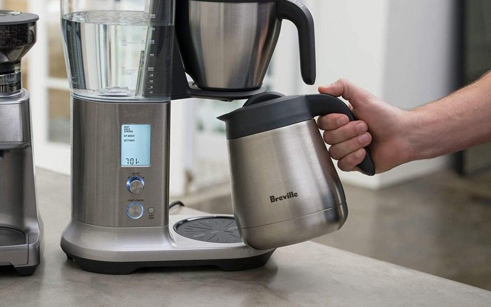 Breville Precision Brewer Drip Coffee Maker