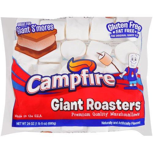 Campfire Giant Roasters Marshmallows, best allergen-free snack