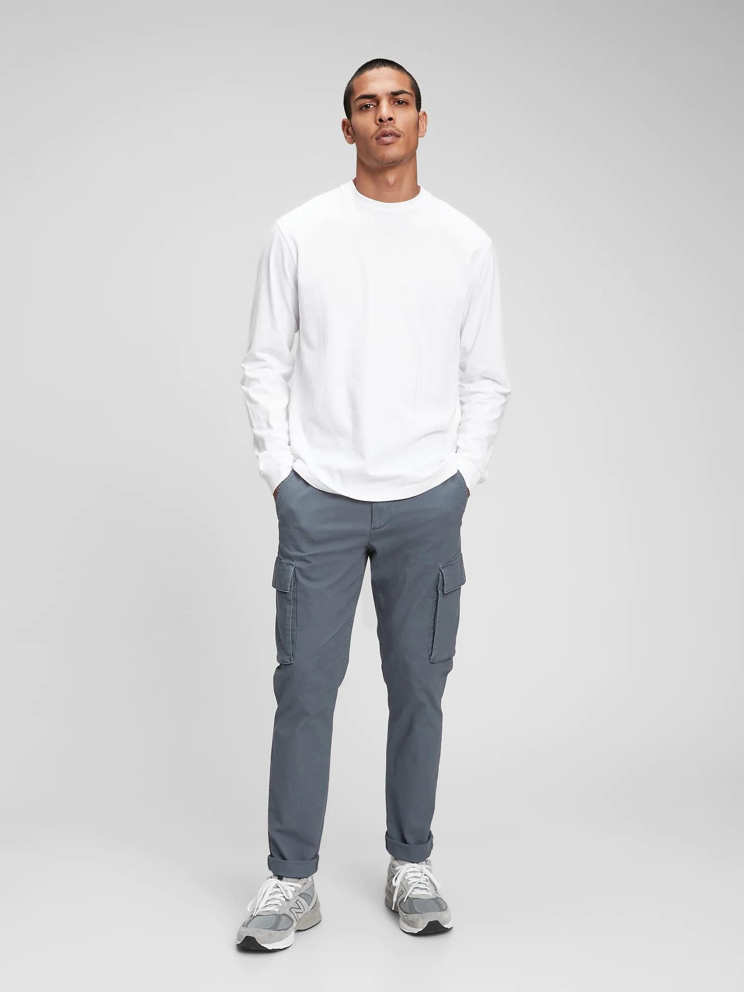 GapFlex Easy Cargo Pants with E-Waist