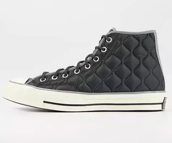 converse quilted