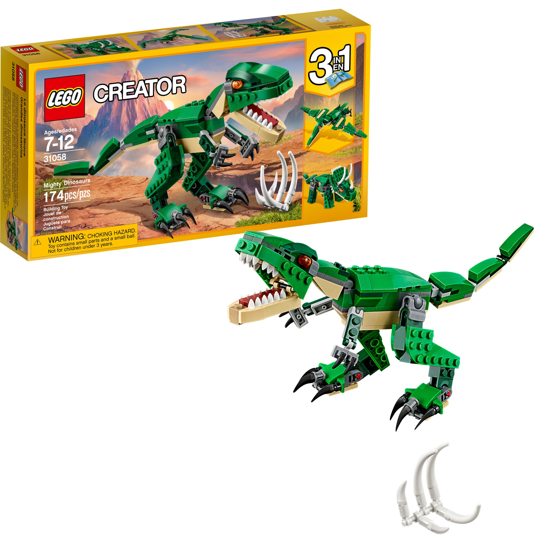 LEGO dinosaur toy