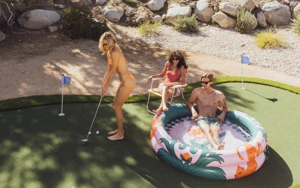 FUNBOY Ibiza Boheme Kiddie Pool