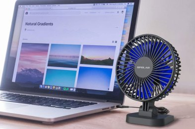 stay focused and beat the summer heat with one of these desk fans