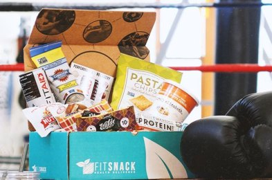snackers gonna snack, so make sure it's a healthy one with these healthy snack box subscriptions