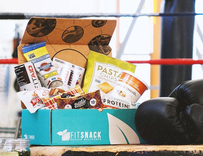 healthy snack box subscriptions