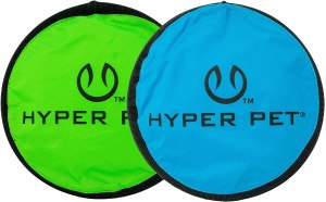 hyper pet dog frisbees, best frisbees for dogs