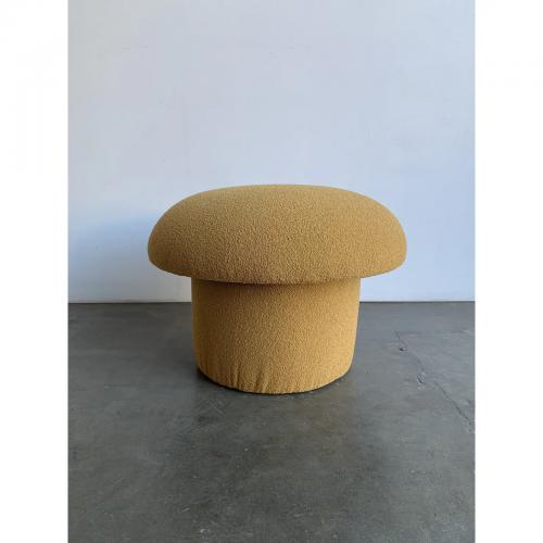 mushroom ottoman