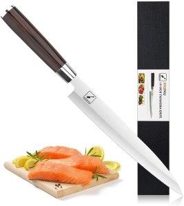 best japanese knife imarku sashimi sushi knife