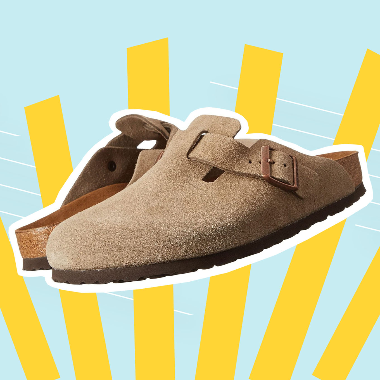 Birkenstock Clog Boston Soft Footbed