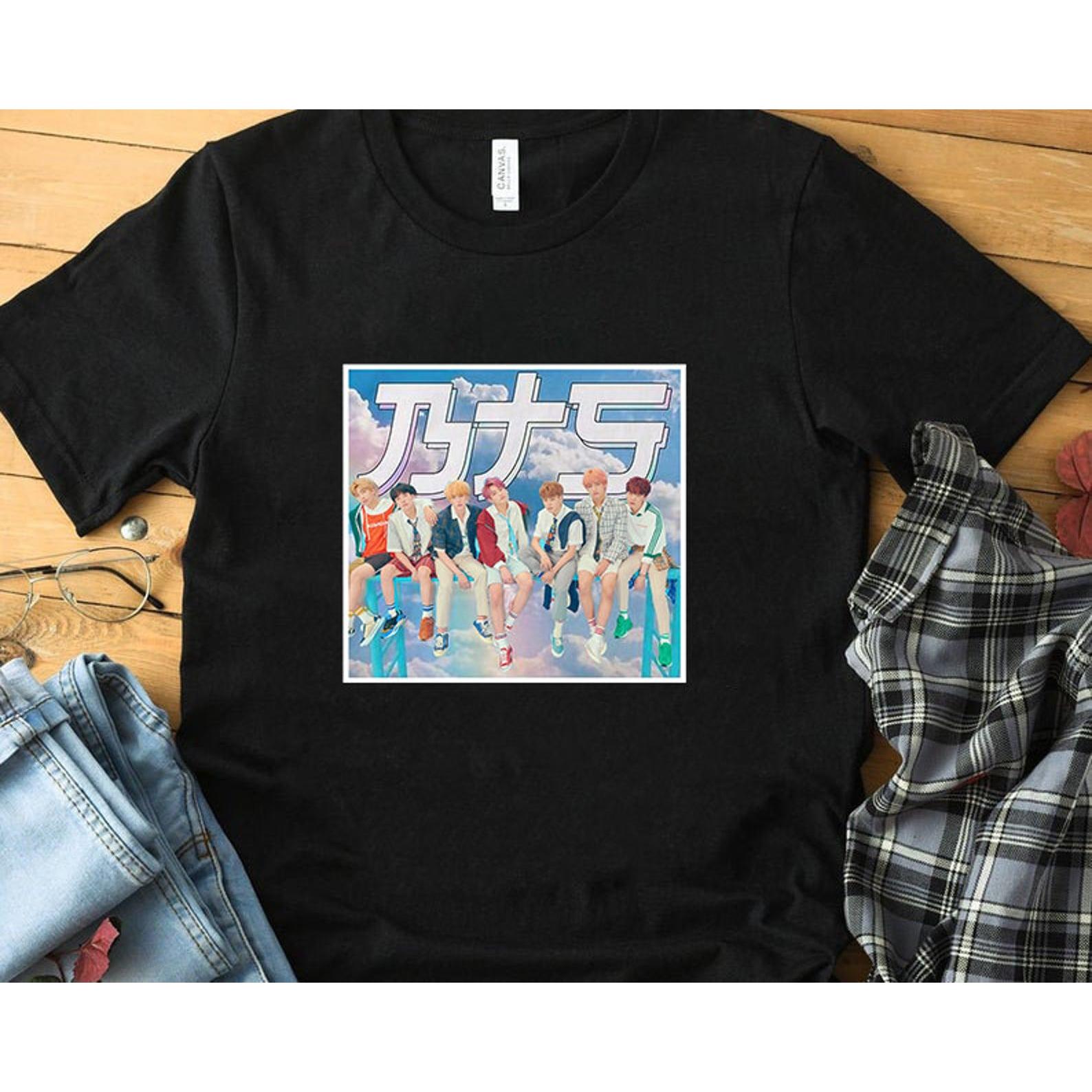 Demonan Store Vintage BTS T-Shirt