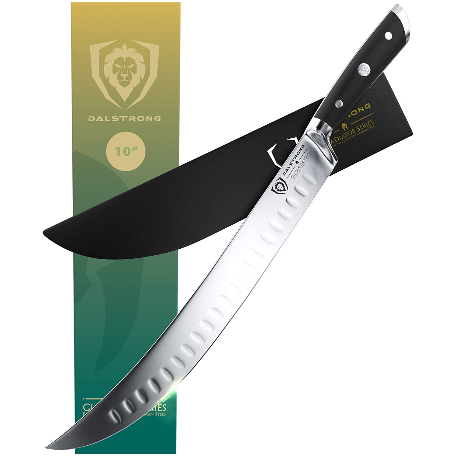 Dalstrong Butcher's Breaking Cimitar Knife