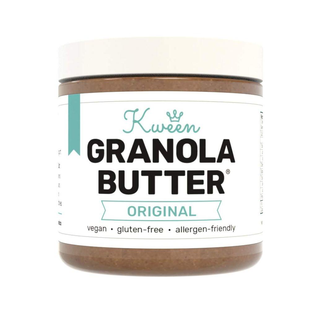 Kween Original Granola Butter, best allergen-free snack