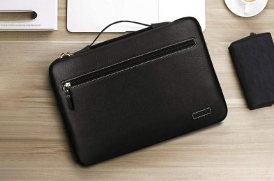 these laptop sleeves provide style and safety for your laptop