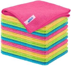 Mr. Siga cleaning cloth, how to clean a bathtub