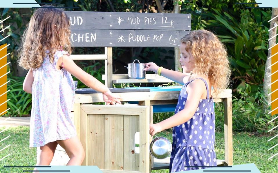 best mud kitchens for kids