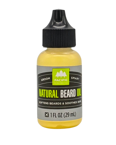 natural beard oil 2021