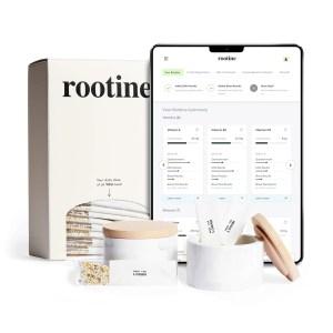 Rootine, best multivitamins for men