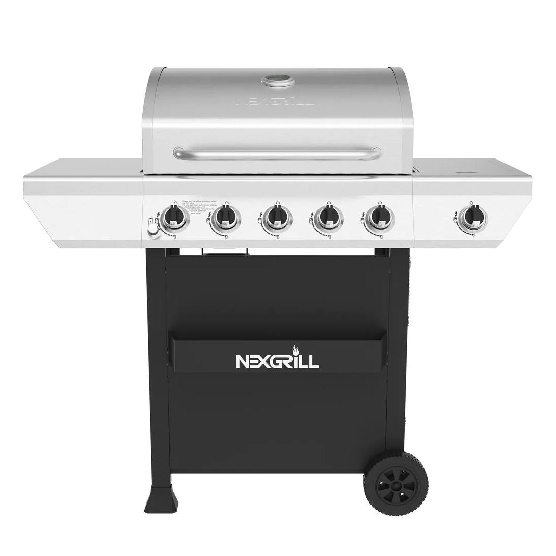 Nexgrill 5-Burner Propane Gas Grill