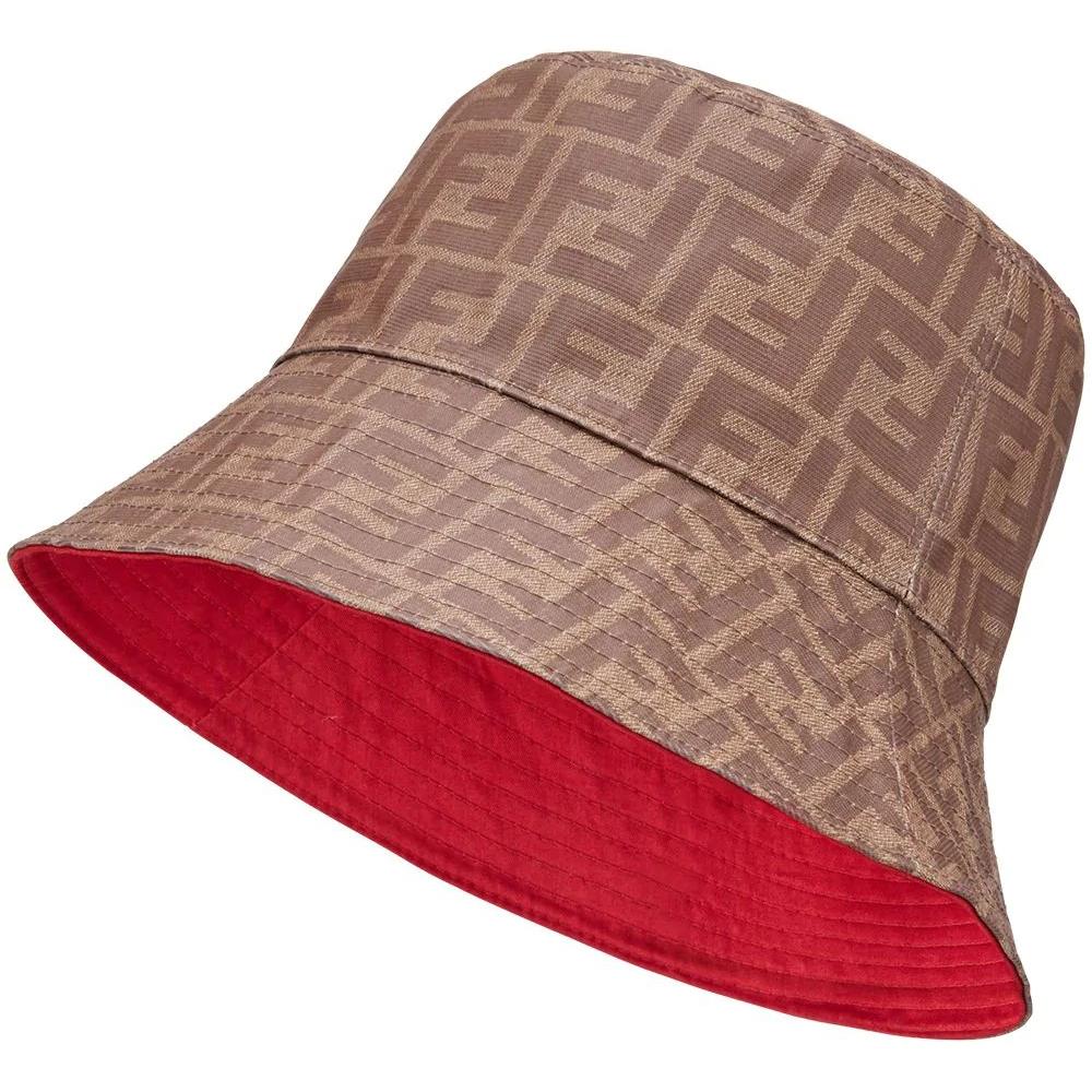 Fendi Reversible FF Motif Bucket Hat