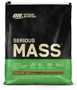 optimum nutrition serious mass weight gainer, supplements for muscle growth