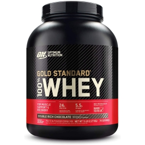 optimum nutrition gold standard whey protein powder, supplements for muscle growth